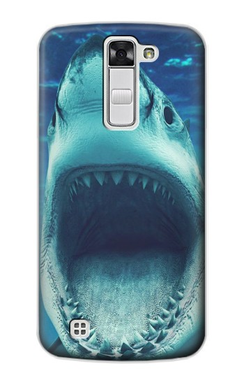 Printed Tiger Shark LG G Stylo Case