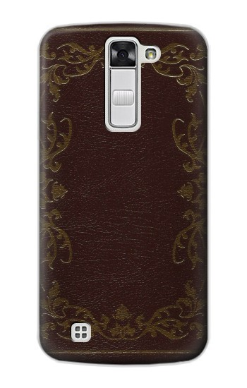 Printed Vintage Book Cover LG G Stylo Case