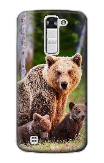 Printed Bear Family LG G Stylo Case
