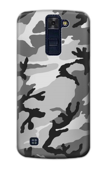 Printed Snow Camo Camouflage Graphic Printed LG AKA Case