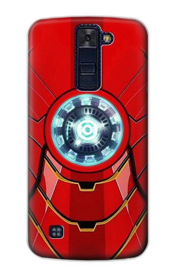 Printed Ironman Armor Arc Reactor Graphic Printed LG AKA Case