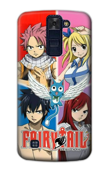 Printed Fairy Tail Member LG AKA Case