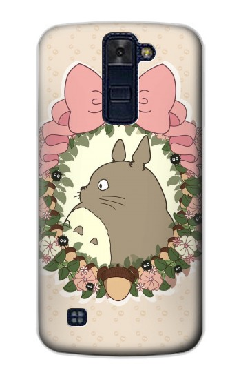 Printed My Neighbor Totoro Wreath LG AKA Case