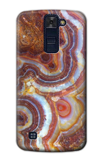 Printed Colored Marble Texture Printed LG AKA Case
