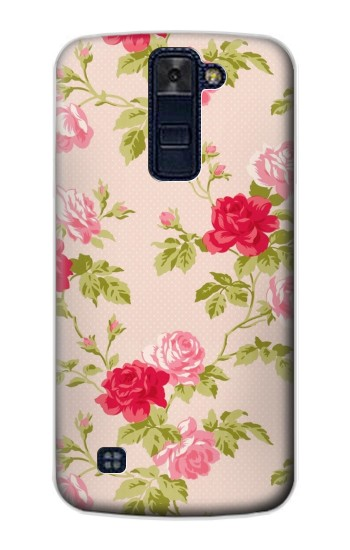 Printed Pretty Rose Cottage Flora LG AKA Case