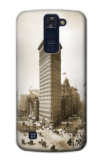 Printed Old New York Flatiron Building LG AKA Case