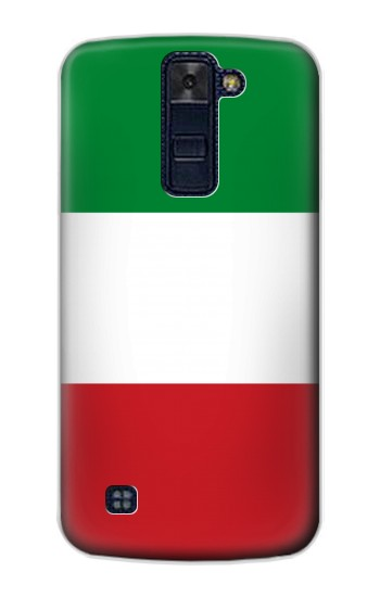 Printed Flag of Italy and Mexico LG AKA Case