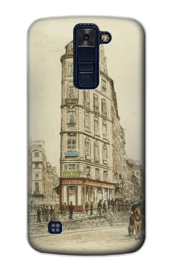 Printed Boulevards of Paris LG AKA Case