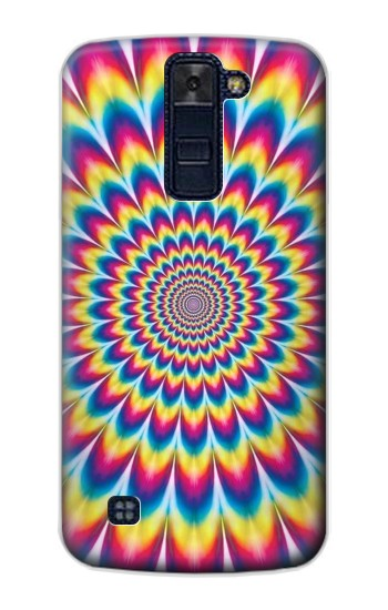 Printed Colorful Psychedelic LG AKA Case