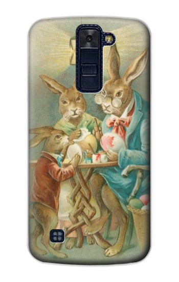 Printed Easter Rabbit Family LG AKA Case