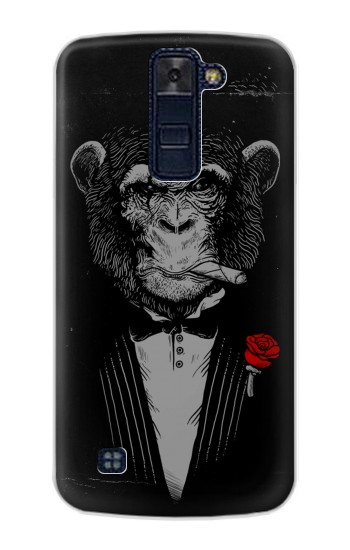 Printed Funny Monkey God Father LG AKA Case