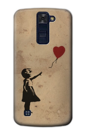 Printed Girl Heart Out of Reach LG AKA Case
