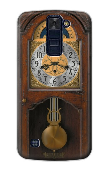 Printed Grandfather Clock Antique Wall Clock LG AKA Case