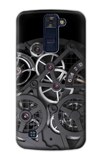 Printed Inside Watch Black LG AKA Case