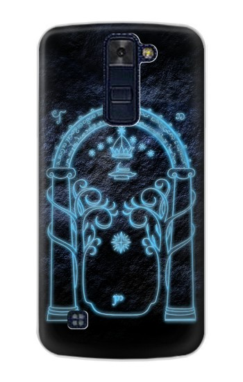 Printed Lord of The Rings Mines of Moria Gate LG AKA Case