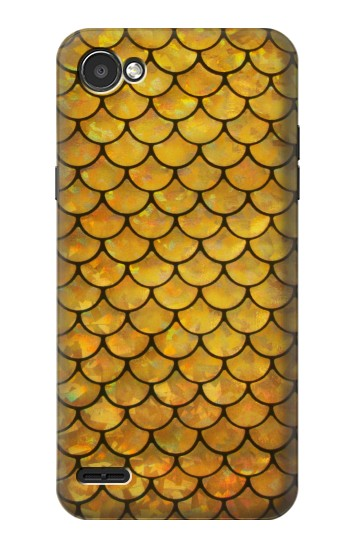 Printed Gold Fish Scale LG G2 Mini Case