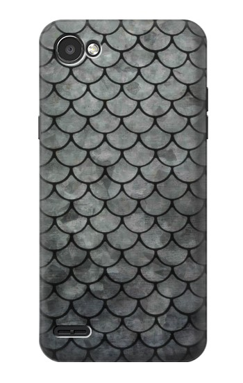 Printed Silver Fish Scale LG G2 Mini Case