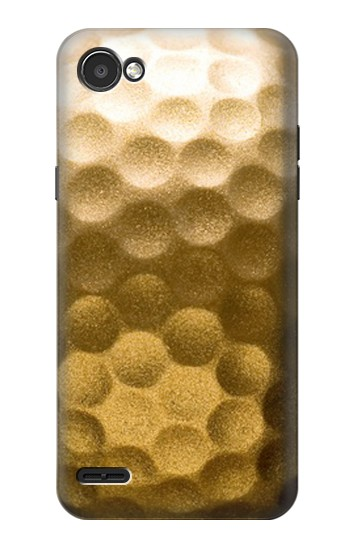 Printed Gold Golf Ball LG G2 Mini Case