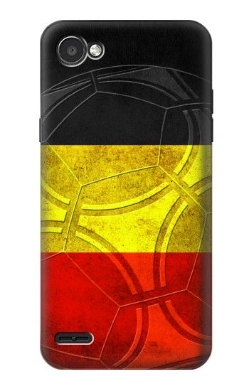 Printed Belgium Football Flag LG G2 Mini Case