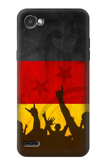 Printed Germany Football Flag LG G2 Mini Case