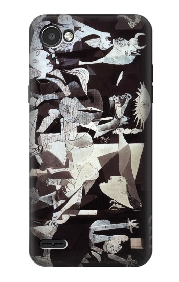 Printed Picasso Guernica Original Painting LG G2 Mini Case