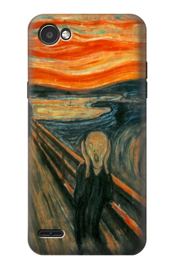 Printed Edvard Munch Scream Original Painting LG G2 Mini Case