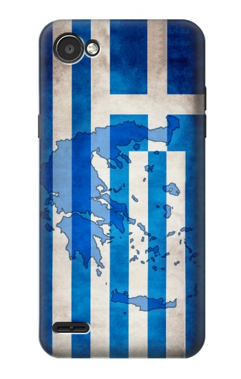 Printed Greece Map Flag LG G2 Mini Case