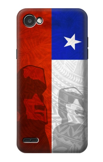 Printed Chile Polynesian Flag LG G2 Mini Case