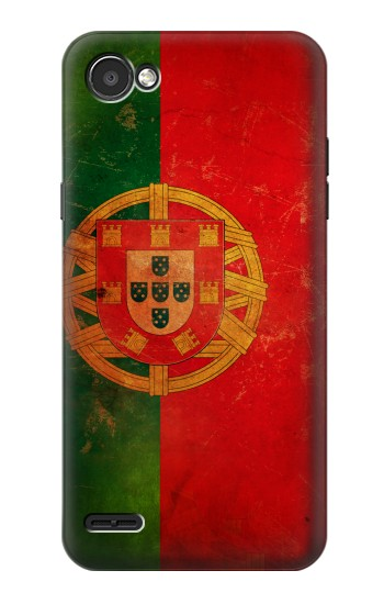 Printed Vintage Portugal Flag LG G2 Mini Case