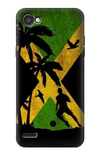 Printed Vintage Jamaica Flag LG G2 Mini Case