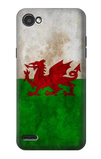 Printed Wales Red Dragon Flag LG G2 Mini Case