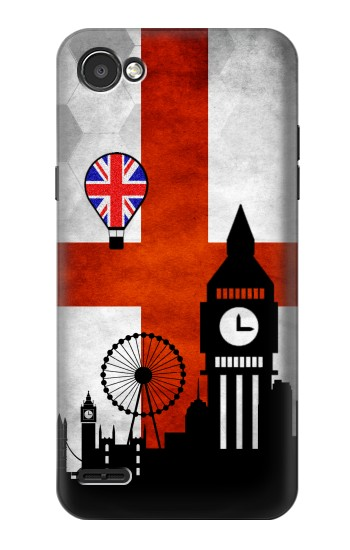 Printed England Football Flag LG G2 Mini Case
