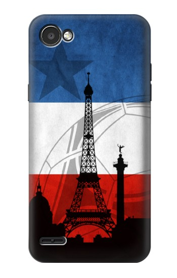 Printed France Football Flag LG G2 Mini Case