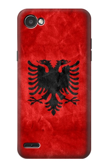 Printed Albania Red Flag LG G2 Mini Case