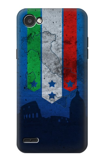 Printed Italy Football Flag LG G2 Mini Case