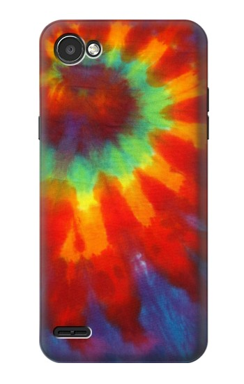 Printed Colorful Tie Dye Fabric Texture LG G2 Mini Case