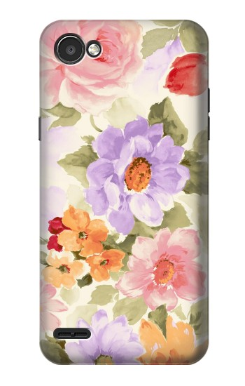 Printed Sweet Flower Painting LG G2 Mini Case