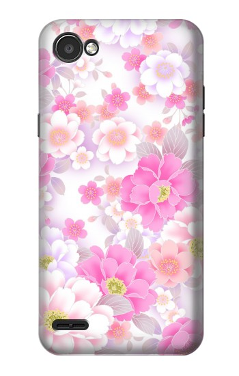 Printed Pink Sweet Flower Flora LG G2 Mini Case