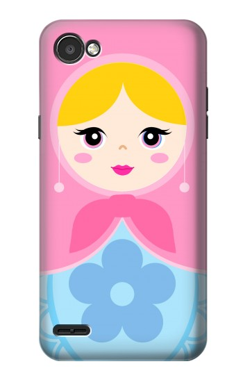Printed Matryoshka Russia Doll LG G2 Mini Case