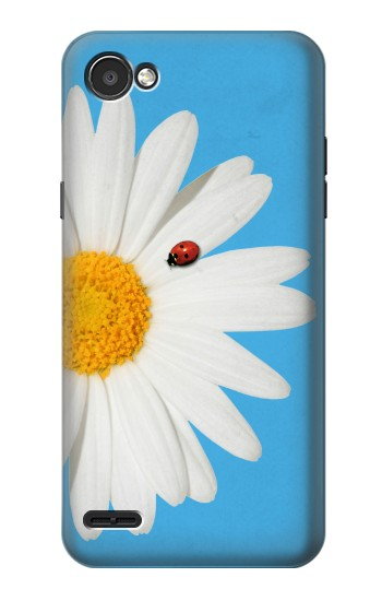 Printed Vintage Daisy Lady Bug LG G2 Mini Case