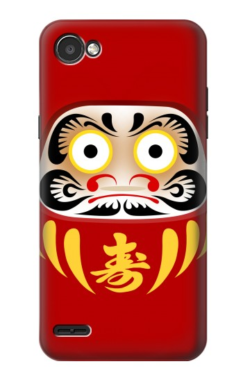 Printed Japan Bodhidharma Daruma Doll LG G2 Mini Case