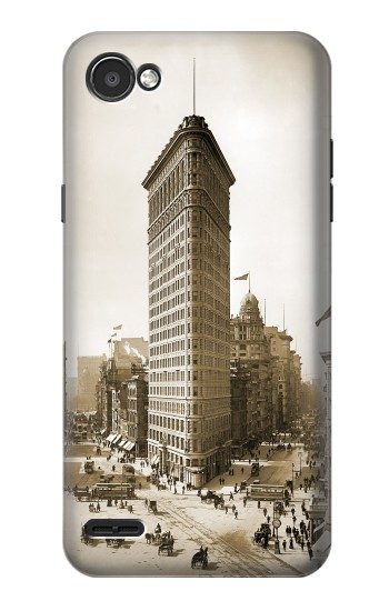 Printed Old New York Flatiron Building LG G2 Mini Case