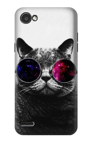 Printed Cool Cat Glasses LG G2 Mini Case