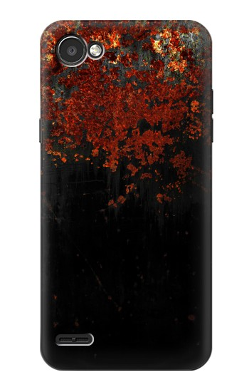 Printed Rusted Metal Texture LG G2 Mini Case