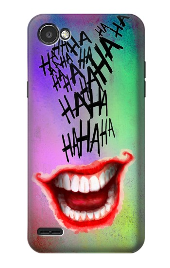 Printed Joker Hahaha Tattoo LG G2 Mini Case