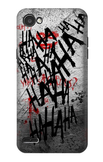 Printed Joker Hahaha Blood Splash LG G2 Mini Case