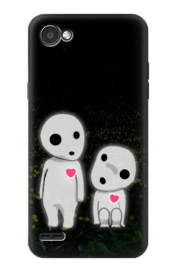 Printed Cute Forest Spirit LG G2 Mini Case