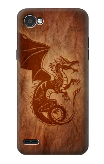 Printed Red Dragon Tattoo LG G2 Mini Case