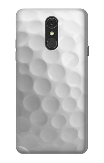 Printed White Golf Ball LG Q7 Case