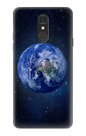 Printed Blue Planet LG Q7 Case